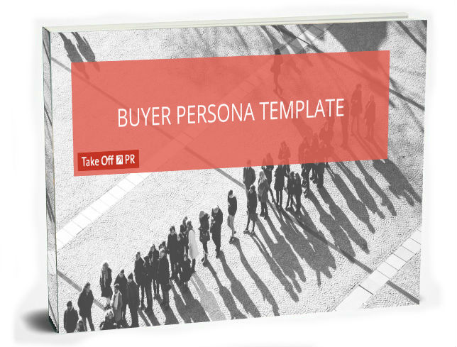 Buyer Persona Template 3D cover