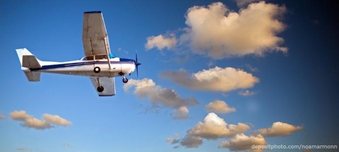 landing page cessna sky