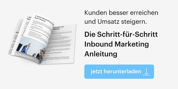 Content Marketing Anleitung