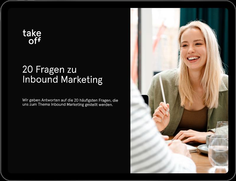 White Paper 20 Fragen Inbound Marketing